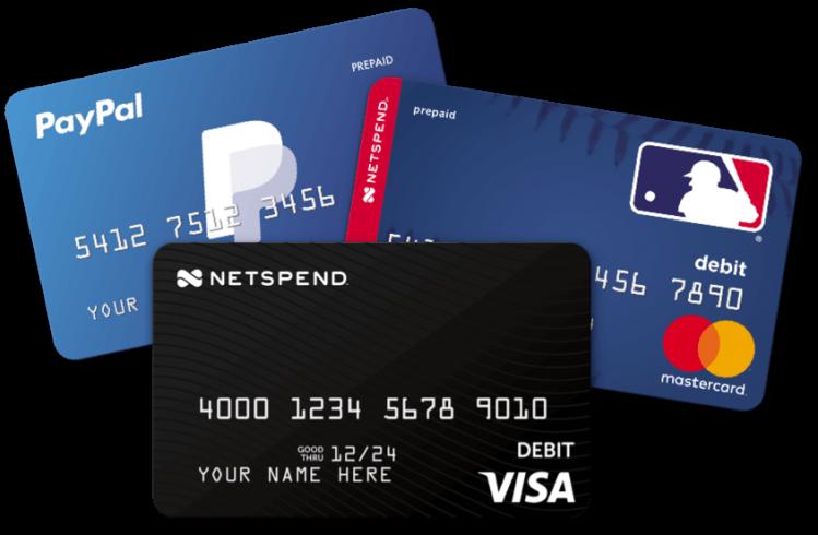 Prepaid Cards & Bank Accounts Netspend