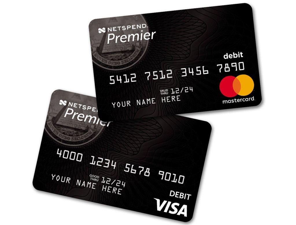 Netspend Premier Card Netspend Prepaid Debit Card